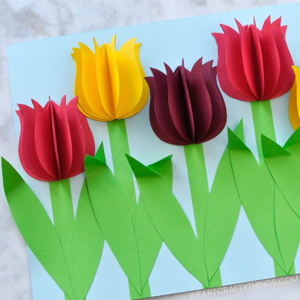 Kids Craft Ideas Part - 36: I Heart Crafty Things
