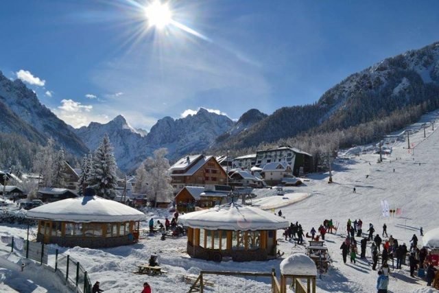 Kranjska Gora cheapest ski resort