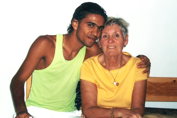 British woman, 70, married waiter, 21, after Tunisia holiday romance