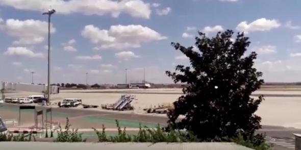 Woman crashlands plane in Spain after pilot collapses