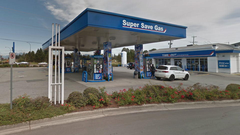 Richmond and coquitlam bc still have bans on self serve gas stations google maps a gas station in richmond bc solutioingenieria Image collections