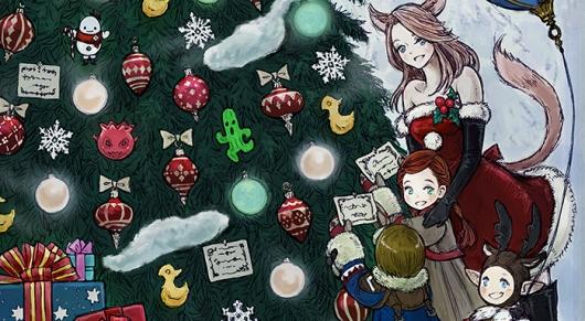 Final Fantasy XIV rolls out the Starlight Celebration