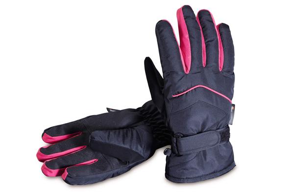 aldi ski gloves