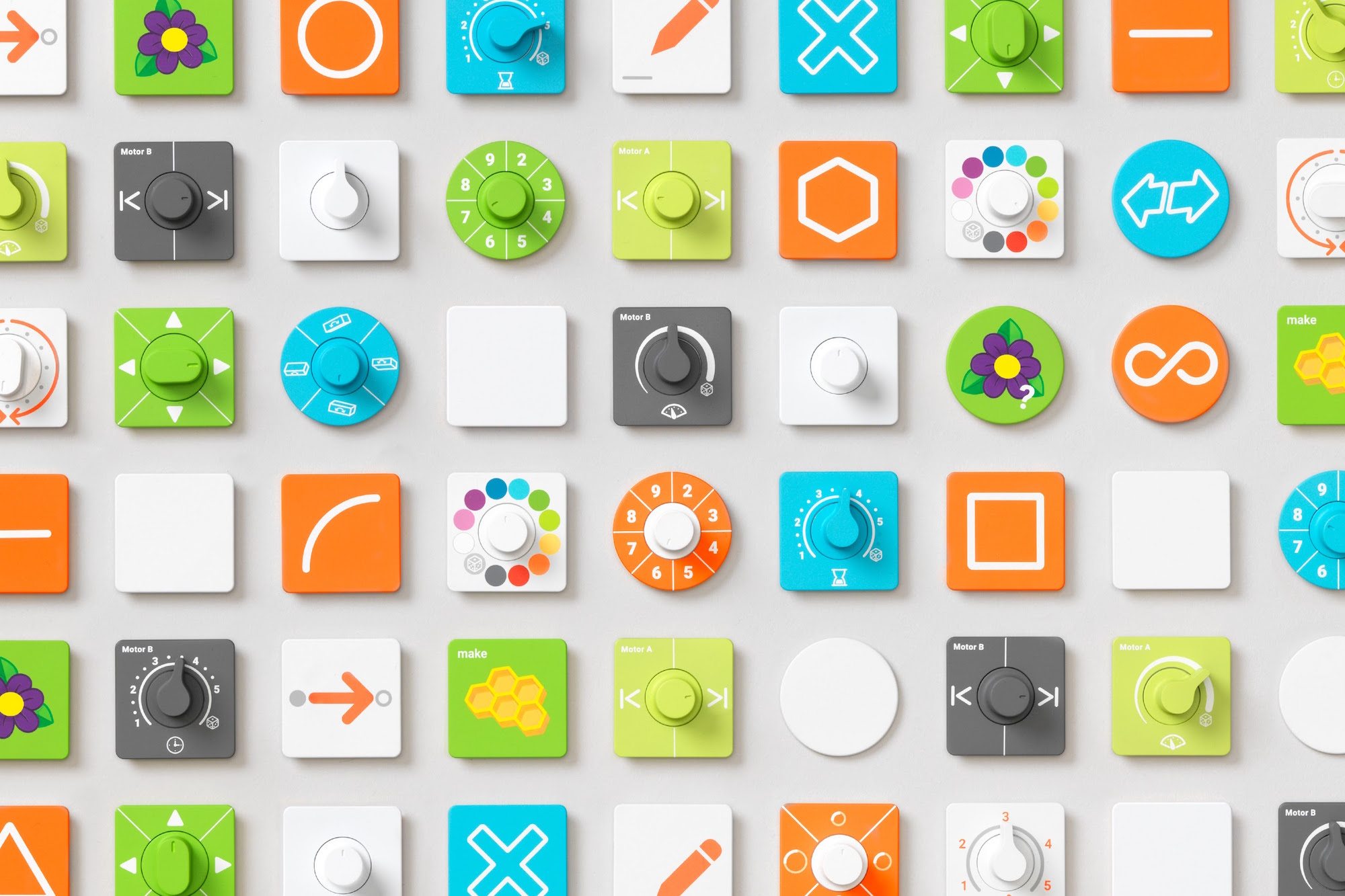 Google s Project Bloks tinker toys teach coding to kids