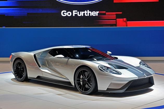 新型「フォードGT」はフォードのパートナー、カナダのマルチマチック社が製造!