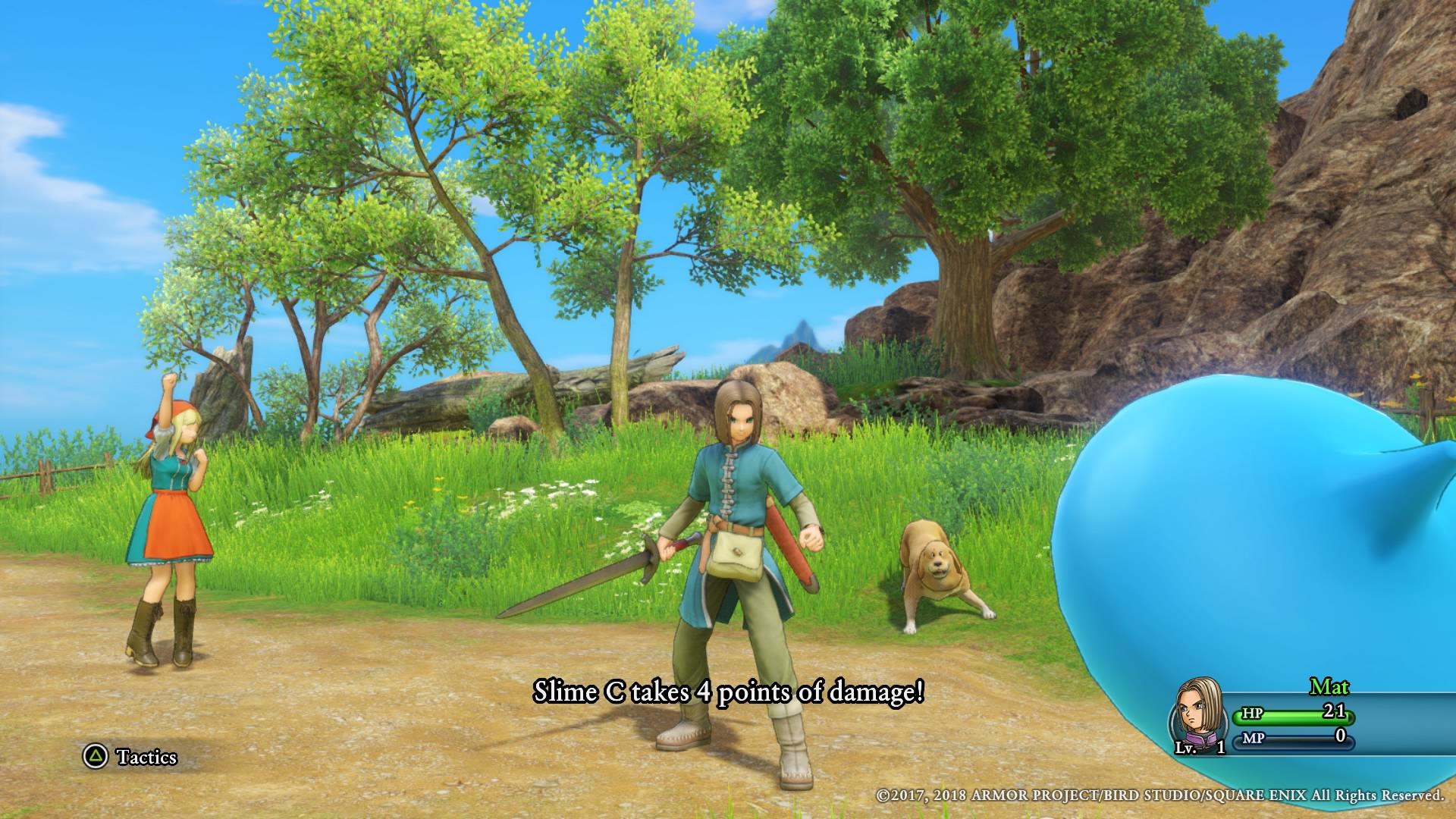You Need To Finish Dragon Quest Xi