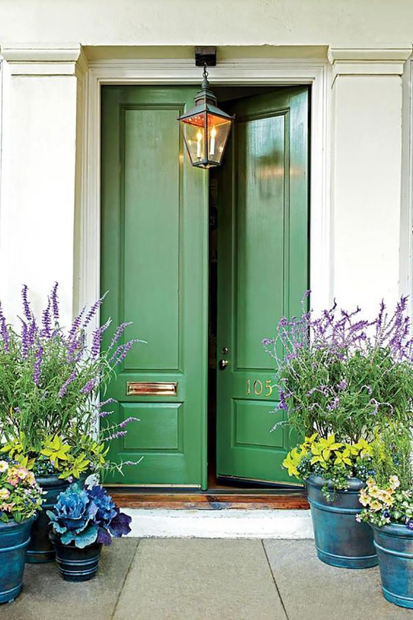 Door front: 105 East Bay Street Story Editor/Producer: Elly Poston Creative Director/Art Director: Robert...