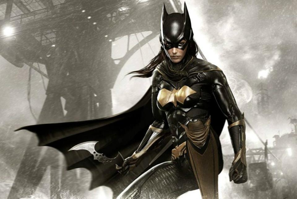 Batgirl Joins Batman Arkham Knight On July 14th