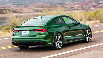 Audi RS Road Test Review Speedhungry German Sport Coupe - Audi rs5 2018