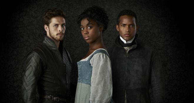 Cast photo from 'Still Star-Crossed' (2017)
