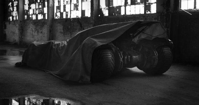 zack snyder batmobile
