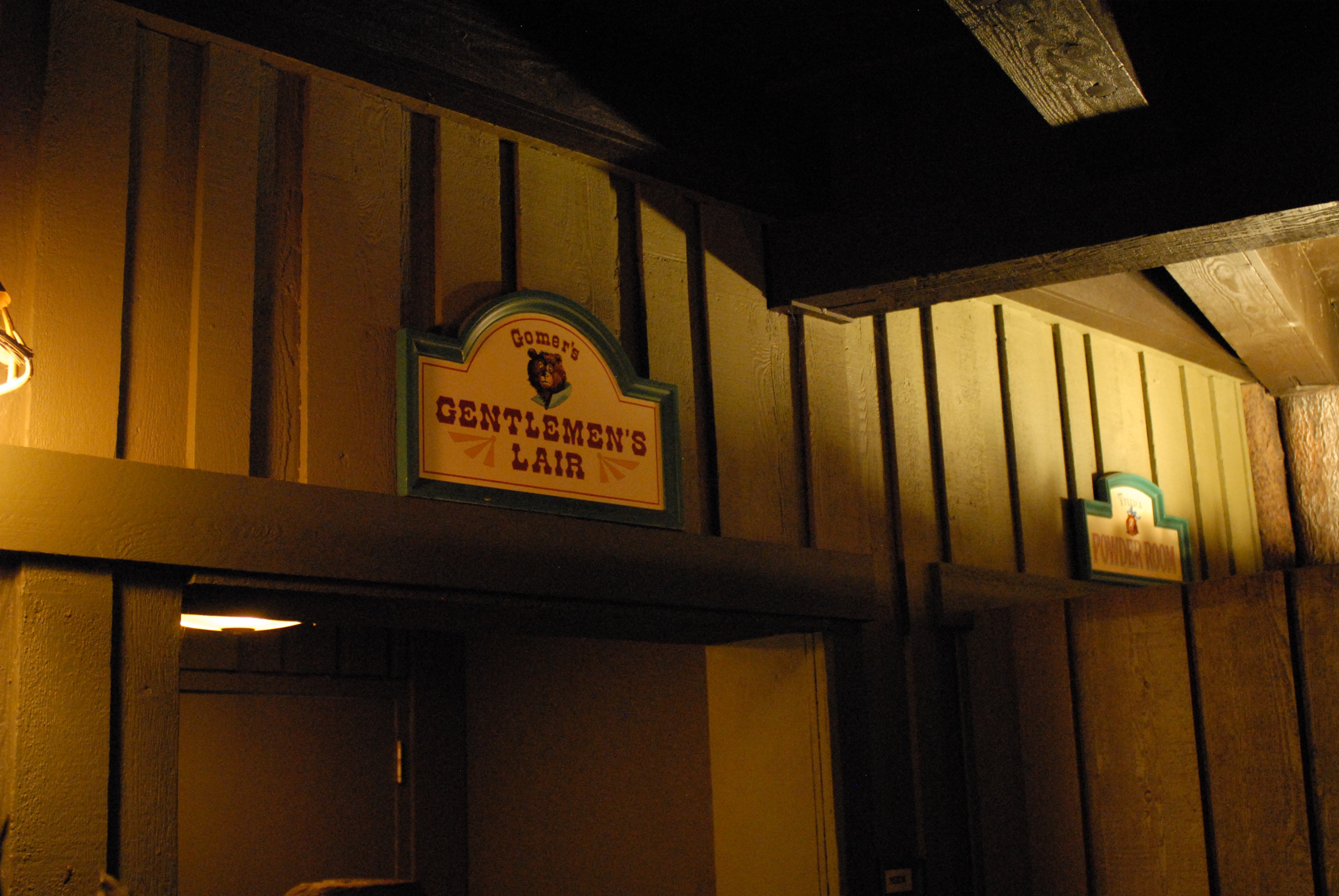 Bathroom Stalls In Other Countries top 5 restrooms at disneyland