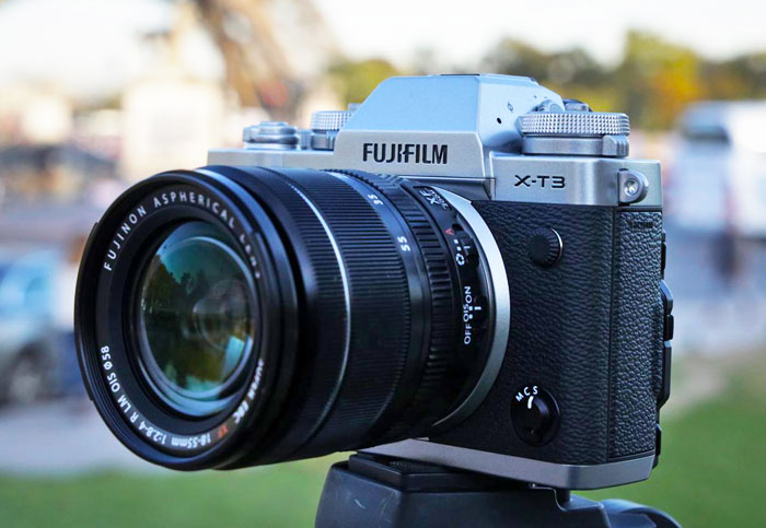 Fujifilm X-T3 mirrorless camera review