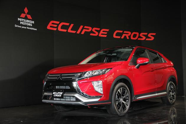 【発表会リポート】三菱自動車、SUVの走行性能とスタイリッシュなクーペの世界観を融合させた「エクリプス クロス」を発表!