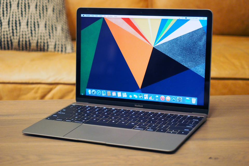 Macbook Review Apple Reinvents The Laptop Again