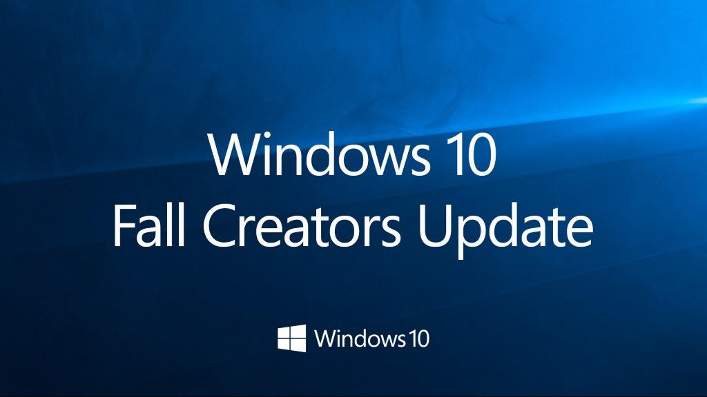 Windows 10 秋季創作者更新上線快一個月了,你更新了沒?