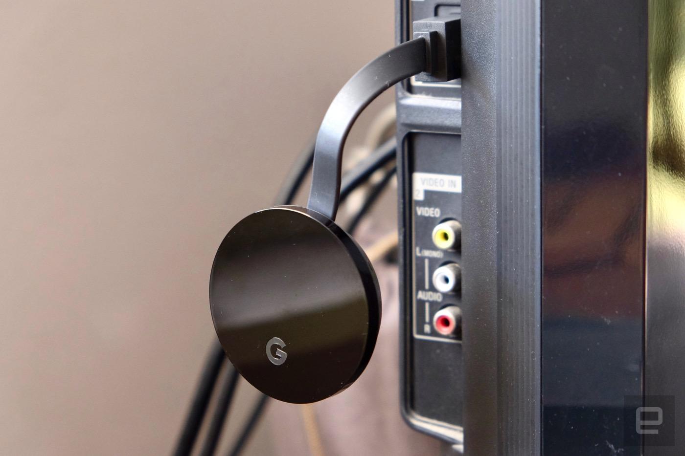 Chromecast Cost