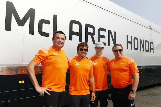 ホンダF1、マクラーレンとのパートナーシップを今季限りで終了 来季はトロ・ロッソにパワーユニットを供給