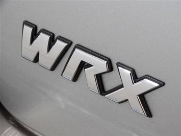 2005 Subaru WRX STI badge
