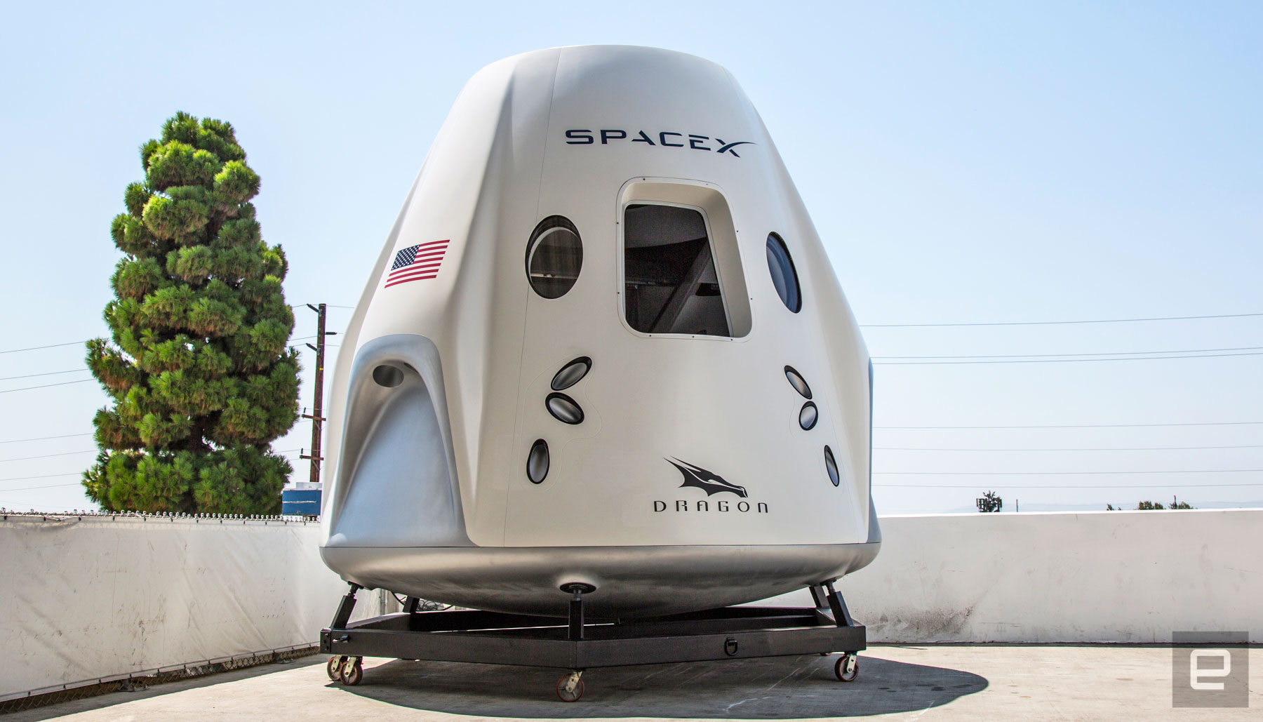 SpaceX readies its spacecraft and astronauts for crewed ...