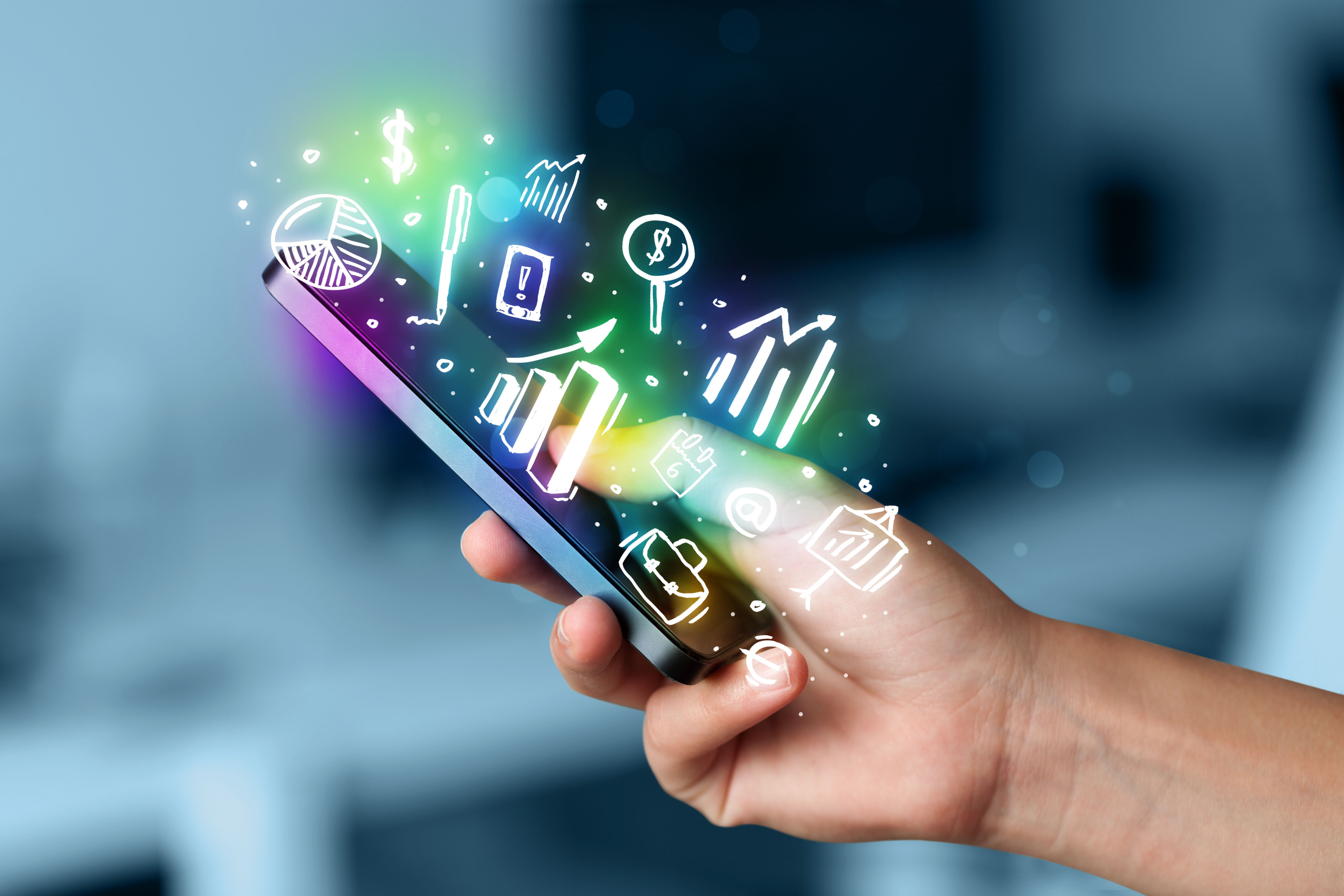 5g the future of mobile technology Telecom's future depends on 5g wireless technology to help converge wireless and wireline but because mobile users move both geographically and from cell to.