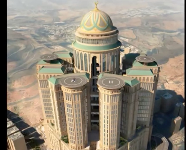 World's largest hotel set to open in Mecca