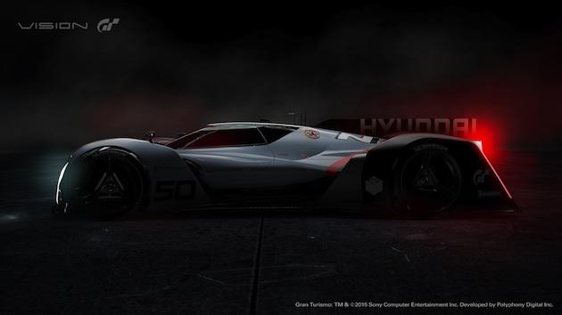 ヒュンダイ「N 2025 ビジョン グランツーリスモ」は、まるで10年後ル・マン用レースカー