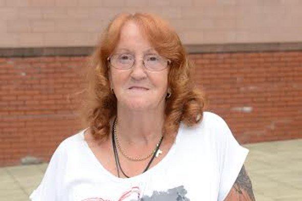 Kerry's mother, Maureen Lee