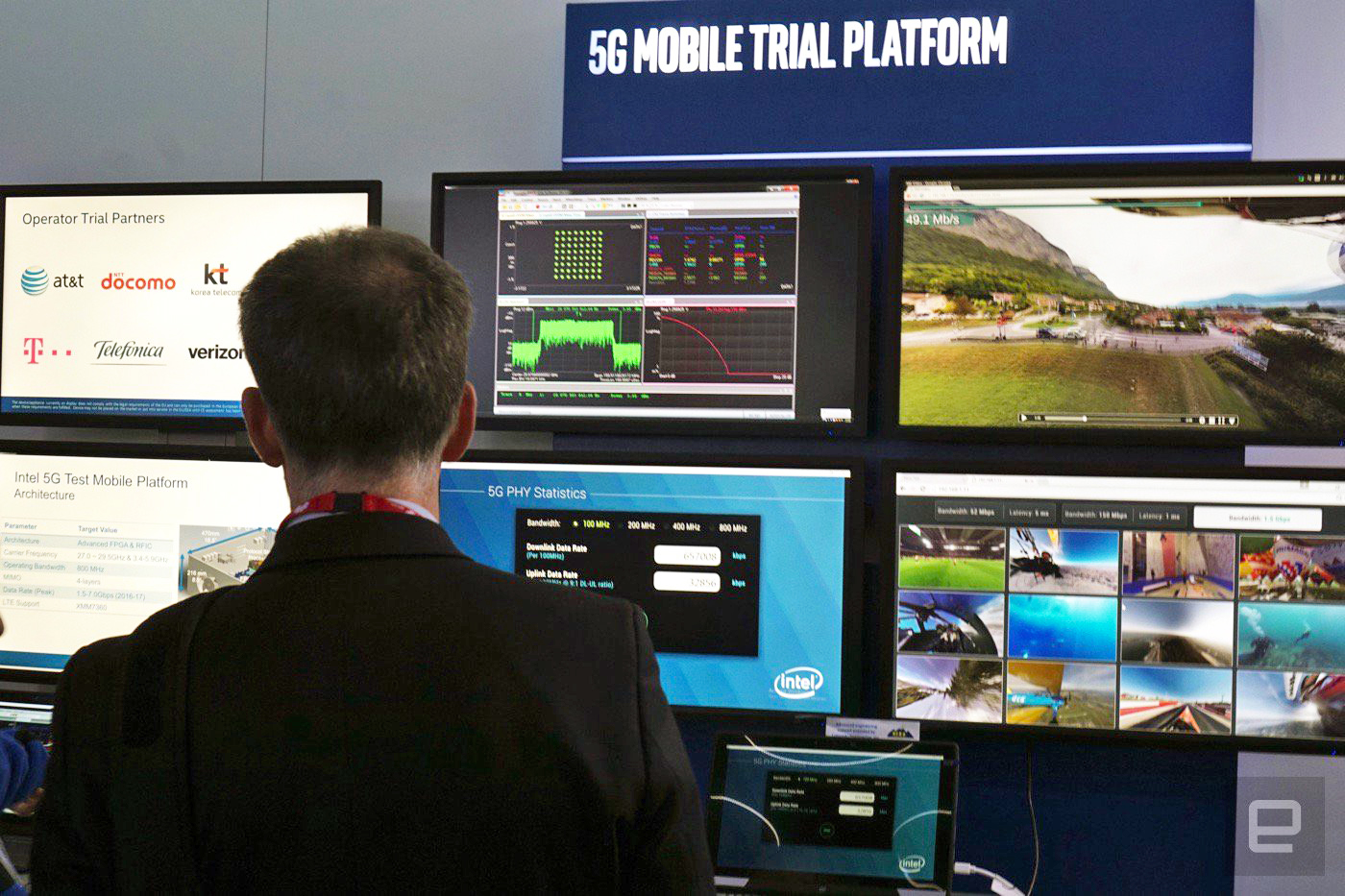 5G was the real star of Mobile World Congress