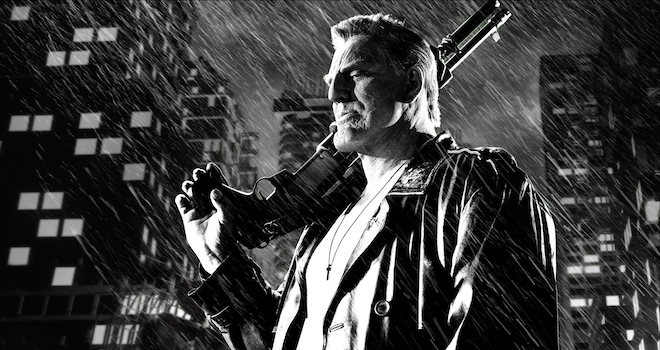 Sin City Dame to Kill For GIF