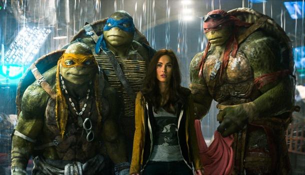 teenage ninja turtles review