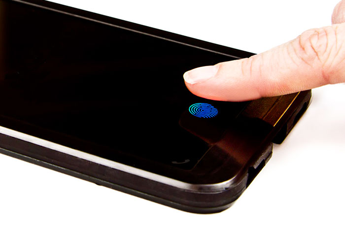Under-display fingerprint reader arrives on 'major' phone in January