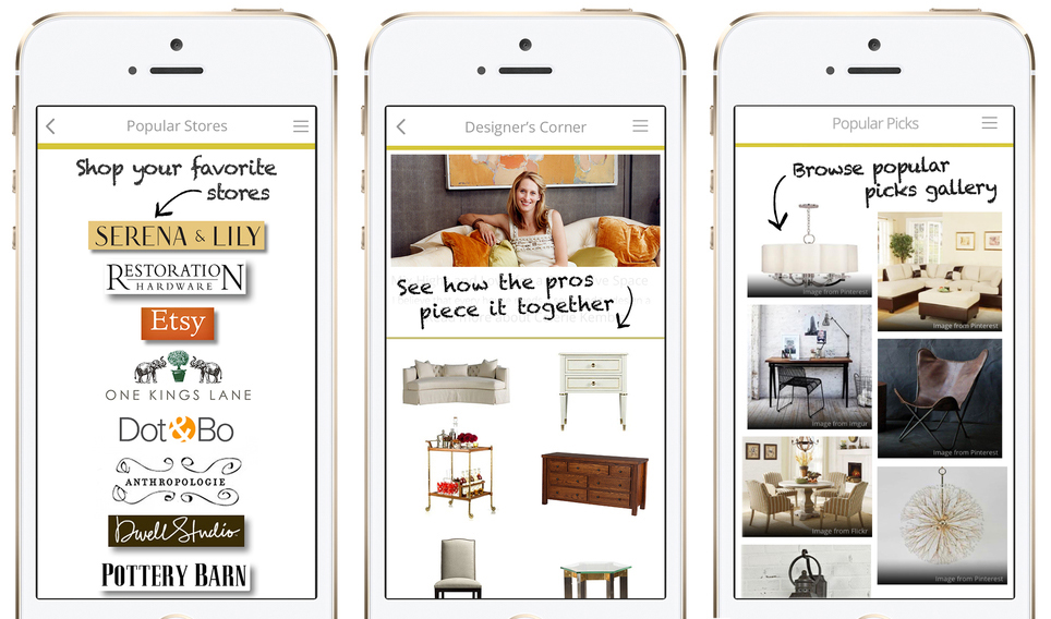 The Best Must Have Apps For Decorating Your Home