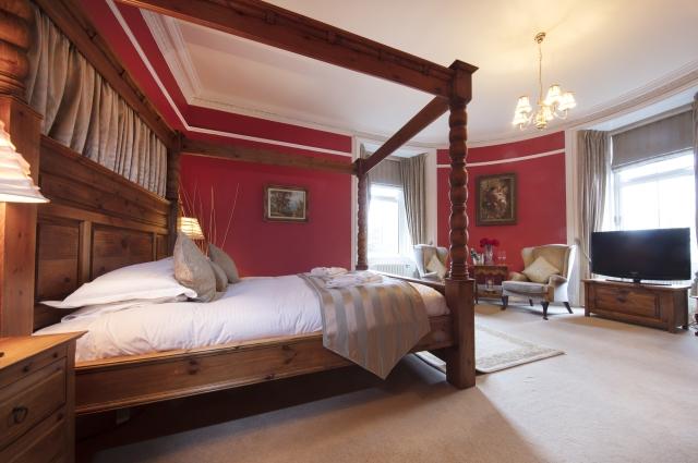 Knock Castle suite