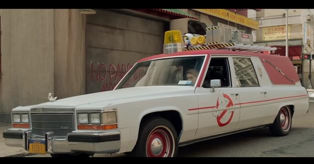 【ビデオ】新作映画『ゴーストバスターズ』、新しいゴースト退治車両のメイキング映像が公開!
