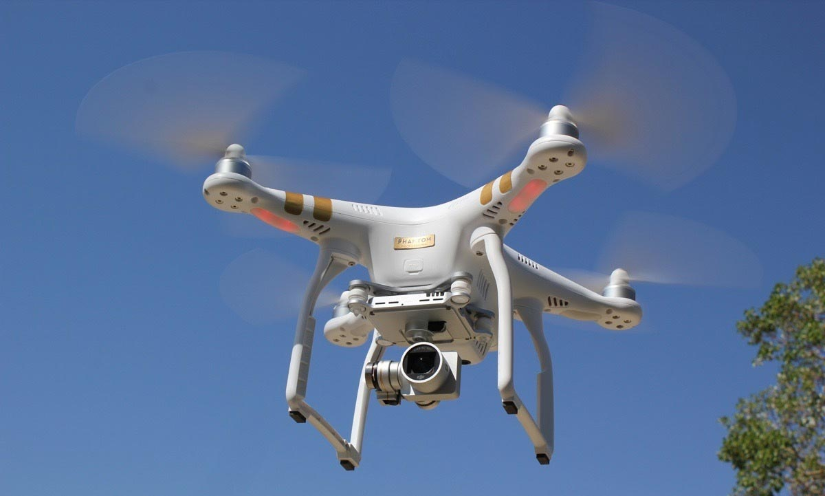 It won't be long before drones are commonplace in a huge variety of