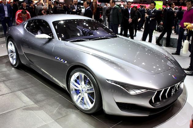 FCAのマルキオンネCEO、マセラティ「アルフィエーリ」の電気自動車を発売する可能性があると発言