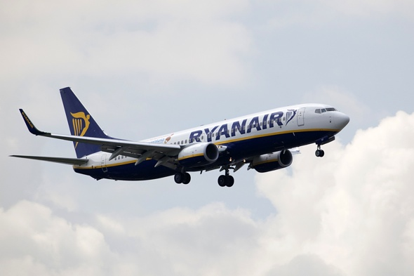 Ryanair passengers hurt in severe turbulence on flight from Dublin to Barcelona