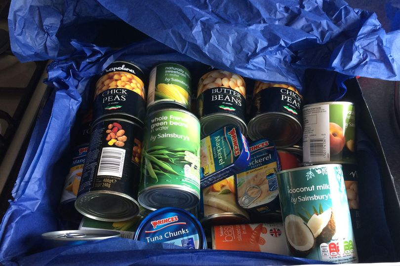 Would you feed your family on just tinned food?