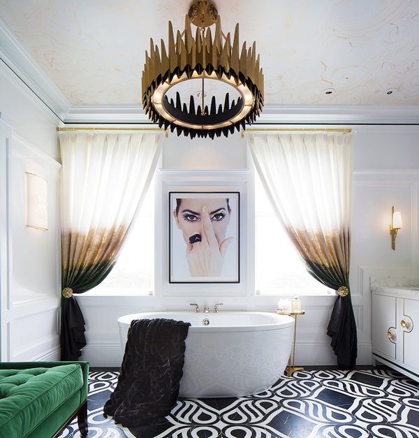 changing the lighting in your bathroom makes a world of a difference small chandeliers arenu0027t even expensive ikea carries some amazing mini chandeliers