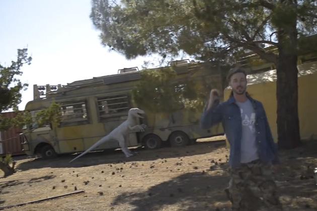 【ビデオ】スクラップと化したジュラシック・パークIIのRV車、復活なるか!?