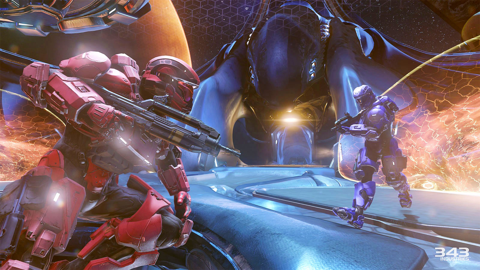 Halo 5: Forge' reaches PCs on September 8th