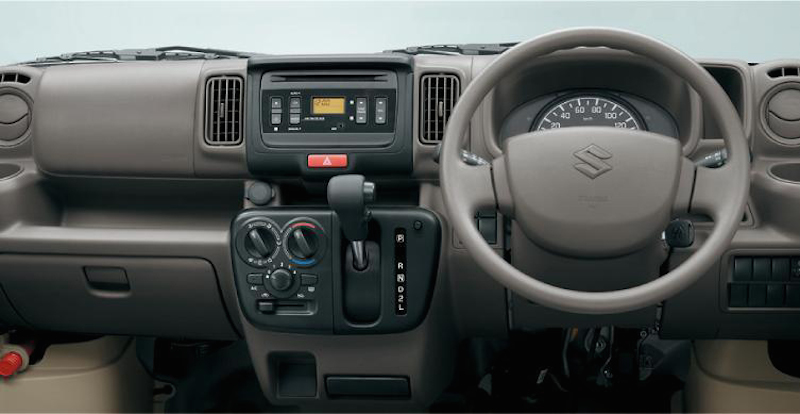 スズキ、軽商用車「エブリイ」の特別仕様車「PAリミテッド」「PCリミテッド」 に4ATを設定し発売 ...