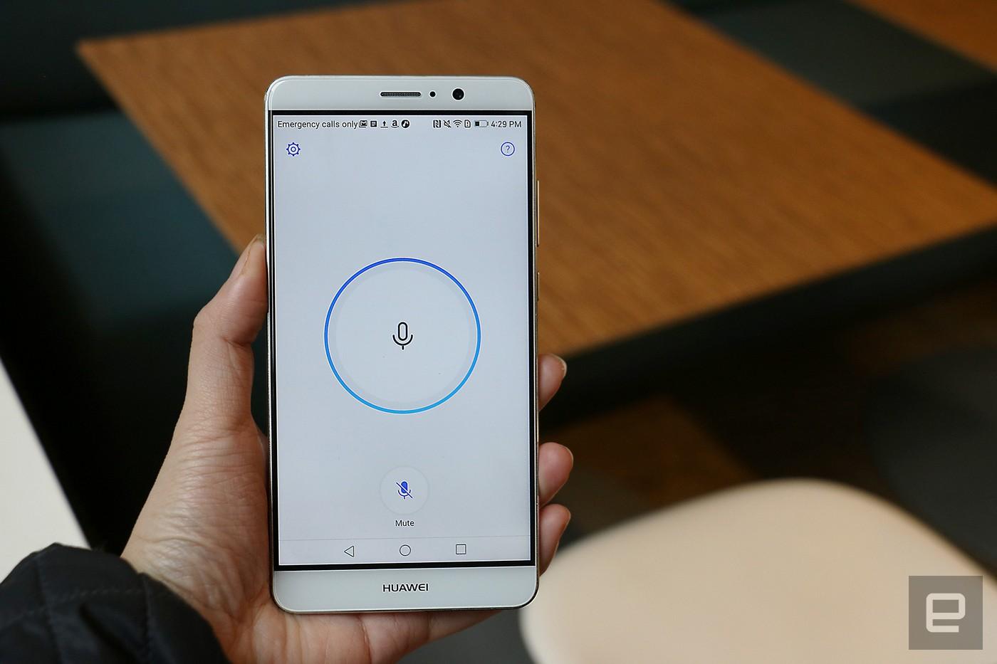 Alexa on the Huawei Mate 9 isn't worth the effort (yet)