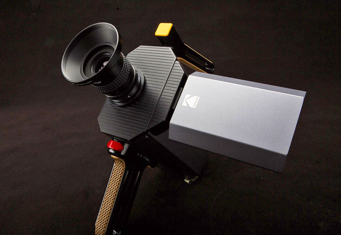 Watch the first footage from Kodak's reborn Super 8 film camera