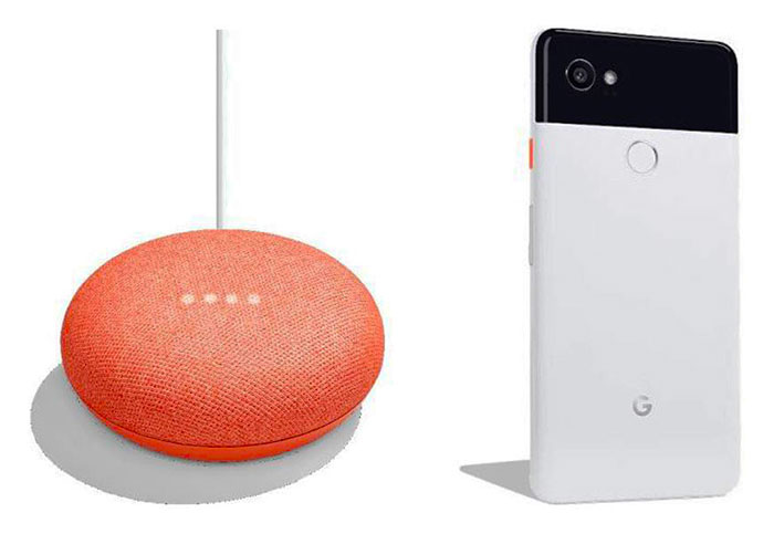 Google's mini Home speaker and Pixel 2 XL leak ahead of October event (updated)