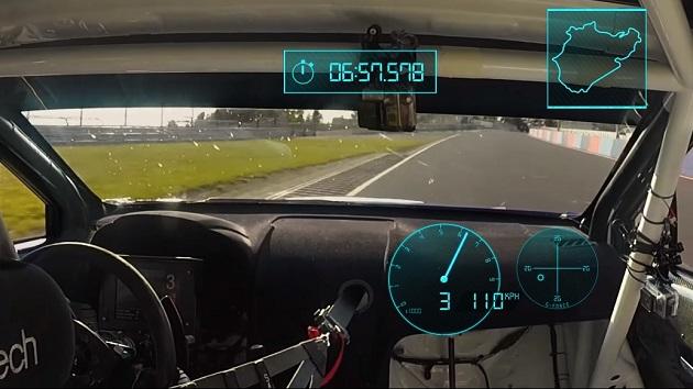 【ビデオ】ニュルブルクリンクでセダン最速ラップを記録した、スバル「WRX STIタイプRA NBRスペシャル」の車載映像!