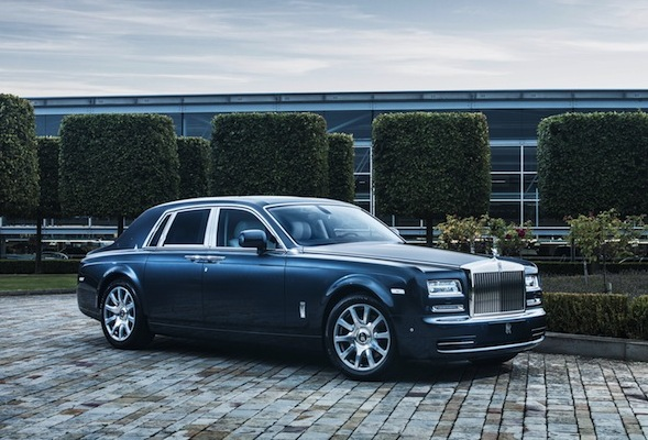 Rolls-Royce Metropolitan Collection