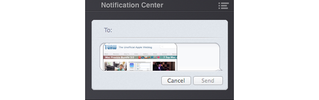 OS X Notifications