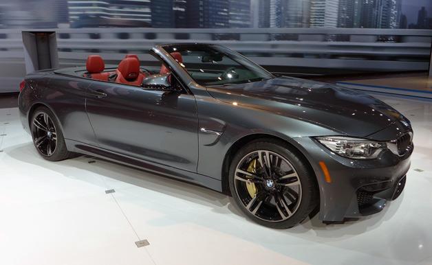 【NYオートショー】BMWの新型「M4コンバーチブル」でゴキゲンなドライブ